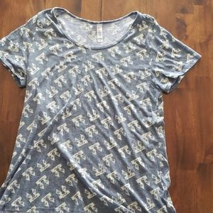 Fitted Lularoe t